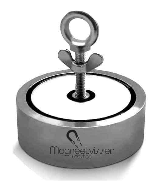 Ongebruikt Double-sided fishing magnet 800 kg pull - Fishingmagnet.co.uk CC-44